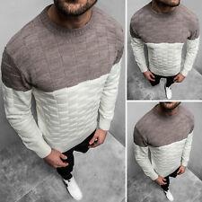 Suéter Sweater chaqueta de punto jersey de punto fino truco suéter señores ozonee 1006z