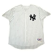 """2003 New York Yankees Authentic Game Issued Home Pro Cut Jersey SZ 54 + 2"""""""