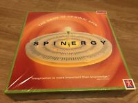 Spinergy Board Game Character Games Brand New Family Game New