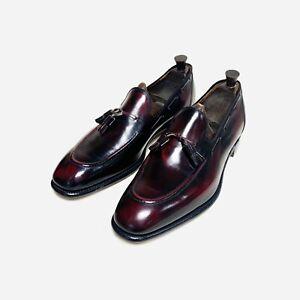 Foster & Son Tassel Loafers. Size 11 UK, 44.5 EU