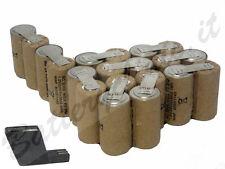 Batteria trapano Bosch 1617334003  24 V Ni-Cd 2000 mAh. kit AUTO INSTALLAZIONE