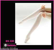 Custom Stockings For Blythe/Pullip/Monster High/Obitsu/Lalaloopsy - BS226, Peach