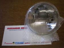 Tractor Sealed Beam Unit Headlamp 152mm for Case IH International JCB Massey
