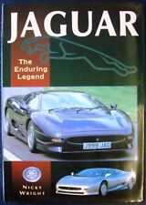 JAGUAR THE ENDURING LEGEND NICKY WRIGHT CAR BOOK