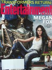 MEGAN FOX  6/09 EW Mag MAYA RUDOLPH KENNY CHESNEY