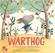 WARTHOG - BLACK, BIRDIE/ BEARDSHAW, ROSALIND (ILT) - NEW HARDCOVER BOOK!