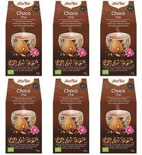 Yogi tea choco chai - 90g (pack de 6)