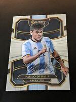 2017 -18 Panini Select Soccer Paulo Dybala - Juventus/Argentina - Free Shipping