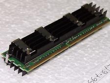 Apple Memory SVC FB DIMM 1GB DDR2 800mhz , PC2-6400 240Pin- 661-6173