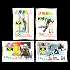 Jamaica 2000 - Olympic Games - Sydney, Australia - Sc 930/3 MNH