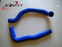 For Toyota MarkII 2/CHASER/CRESTA JZX100 1JZ-GTE Silicone Radiator/Coolant Hose