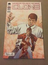 Clone #1 Image Comics 1st Printing Adlard Variant NM+