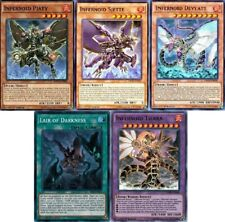 Infernoid 2020 Deck - Tierra - Devyaty - Decaton - Seer - Yugioh - 55 Cards
