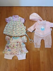 Baby annabell doll clothes for my first baby annabell or baby born small dolls
