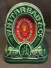 More details for whitbread & co beer bar pump head.