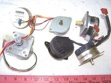 Printer Stepper Motors Used lot of 6