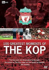 Liverpool FC - 100 Greatest Moments Of The Kop Region 2 Compatible DVD UK seller