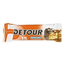 Detour Lower Sugar Whey Protein Bar Caramel Peanut - 3 Ounce Bars x 12 - 08/2019