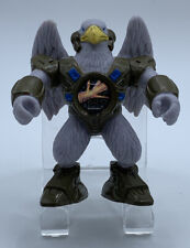 1988 Blue Eagle Battle Beast Shadow Warrior Laser Beasts Action Figure #77