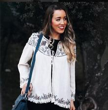 Zara Lentejuelas abrigos, chaquetas y chalecos para Mujeres