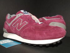 1998 ORIGINAL OG NEW BALANCE 576 SALES SAMPLE MAROON GREY OFF WHITE BLACK PINK 9