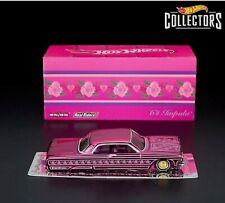 """HOT WHEELS RLC EXCLUSIVE """"THE ROSEN ONE"""" HWC CHEVY IMPALA Confirmed Order"""