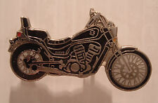 SUZUKI SAVAGE CUSTOM INTRUDER CRUISER LS650 650 GLP PIN BADGE VERY LTD MADE 452
