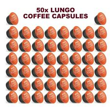 50x NESCAFE DOLCE GUSTO LUNGO COFFEE PODS CAPSULES (SOLD LOOSE)
