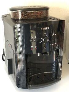 Krups Kaffeevollautomat EA8108 Espressomaschine voll Funktionstüchtig topZustand