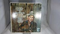 HANK WILLIAMS FIRST LAST & ALWAYS LP E3928 VG+ cVG+