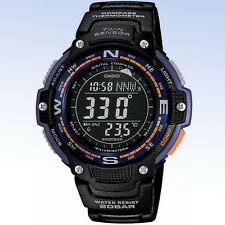 CASIO Men's SGW100-2BCF DIGITAL Twin Sensor COMPASS Temperature Sport WATCH