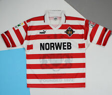 Vintage 1995 - 1996 Wigan Warriors Centenary Home Rugby Shirt (size M)