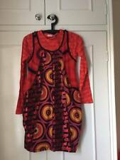 Desigual Girl VEST LETICIA Dress Size 13/14Y *BRAND NEW*