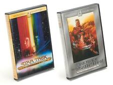 Star Trek DVD Widescreen Collection Director's Edition Set TMP 2001 TWOK 2002
