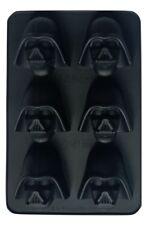 Star Wars Darth Vader Silikon Muffin Backform für 6 Muffins 27 x 18 x 5,2 cm