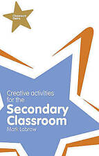 Classroom Gems: Creative Activities for the Secondary Classroom by Mark Labrow …