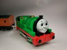 Tomy Trackmaster Thomas and Friends Talk N Action Percy