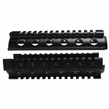 "6.7"" Handguard Picatinny Quad Rail - Black With Free Allen key US Seller"