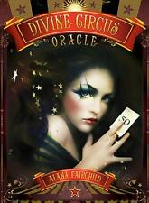 NEW Divine Circus Oracle 44 Cards 136 Book Alana Fairchild DIVINATION