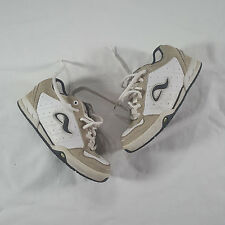 Adio Kenny Anderson White Tan Version 2 Skateboarding Shoes US 6 EUR 38