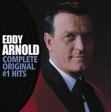EDDY ARNOLD - COMPLETE ORIGINAL NO.1 HITS  CD NEW!