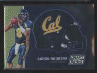 2016 Prizm Draft Picks AARON RODGERS Die-cut #2 Prizm Cal Packers