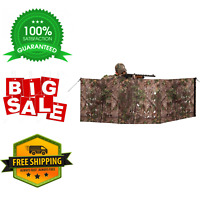 Pop Up Field Ground Hunting Blind in Realtree Xtra Camo For Turkey Deer Elk NEW