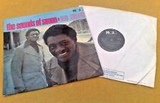 "JOE SIMON ""les sons de Simon"" SUPER RARE ORIGINAL UK LP"