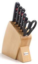 Wusthof Gourmet Seven Piece Mobile Block Knife Set - 8940 NEW