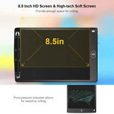 8.5 Inch LCD Drawing Tablet Portable Digital Pad Writing With Stylus Pen S0K4