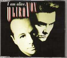 Ultravox - I Am Alive - CDM - 1992 - Synth Pop 3TR