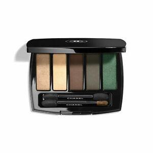 CHANEL Trait de Caractere Eyeshadow Palette Limited Edition