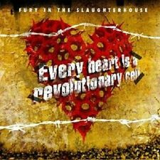 FURY IN THE SLAUGHTERHOUSE 'EVERY HEART...' CD NEU