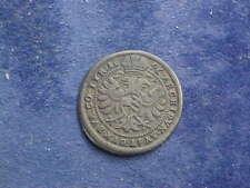 1 Kreuzer  Leopold I. 1696  Wien RDR W/18/1110